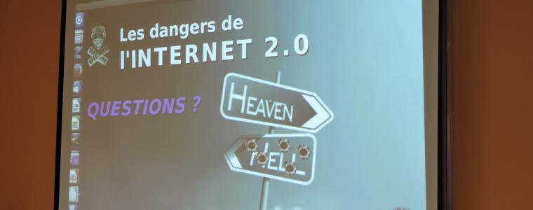 Interventions Gendarmerie Dangers Internet