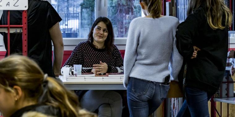 Prix littéraire Nancy ATGER