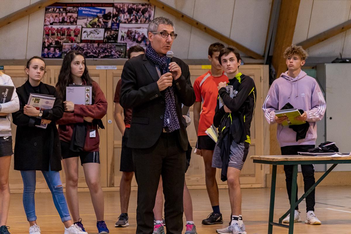 Cross des lycées 2019-2020