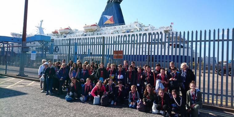 Voyage Angleterre 5eme (1-)