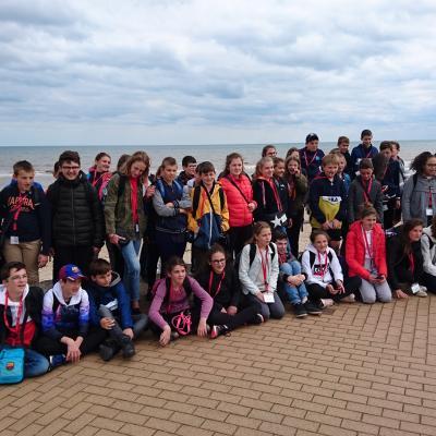Voyage Angleterre 5eme (9-)