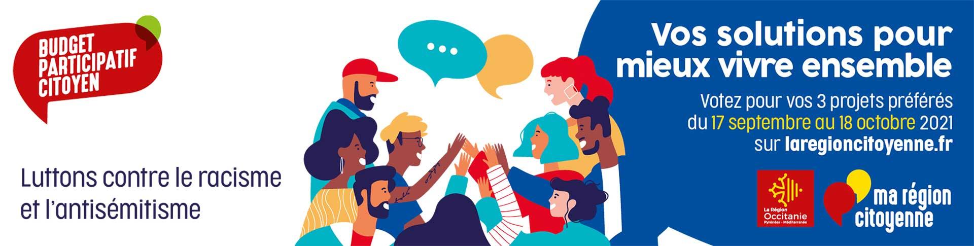 Luttons contre le racisme et l'antisémitisme