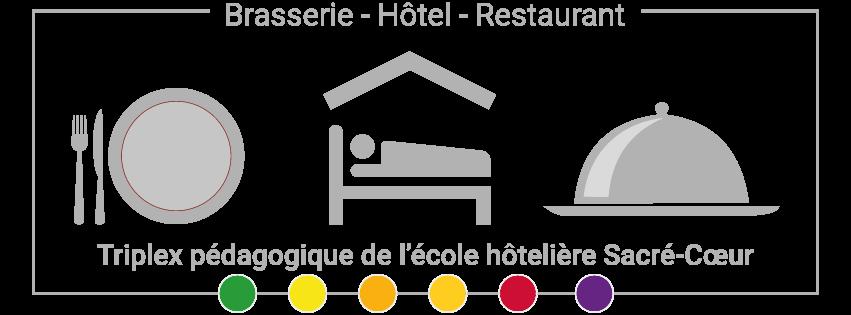 Triplex pédagogique Hôtelier Sacré-Coeur