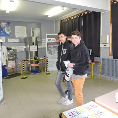 Journée des formations du secteur industriel 2ème édition et portes ouvertes