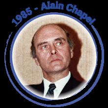 1985 Alain Chapel