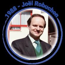 1988 Joël Robuchon