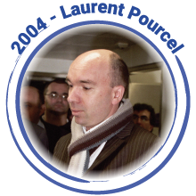 2004 Laurent Pourcel