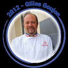 2012 Gilles Goujon