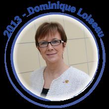2013 Dominique Loiseau
