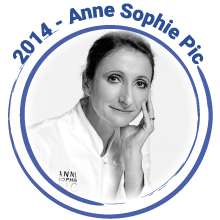 2014 Anne Sophie Pic