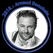 2018 Arnaud Donckele