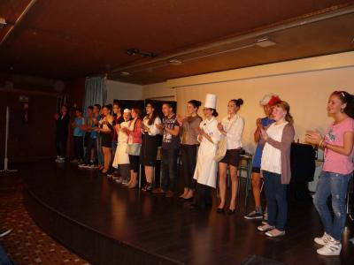 Atelier theatre juillet 2014 photo 1