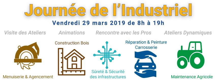 Journée de l'industriel 2019