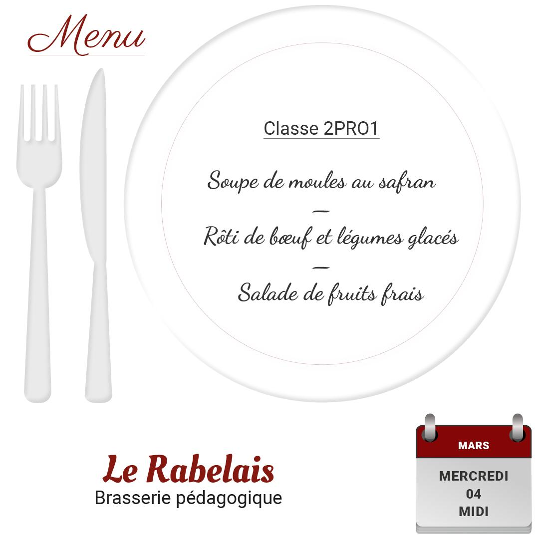 Le Rabelais 04 03 2020 midi