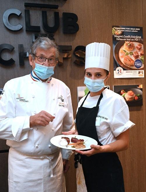 Challenge foie gras 2020 1