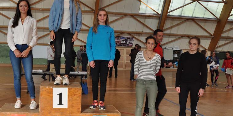 Cross 2016 juniors filles