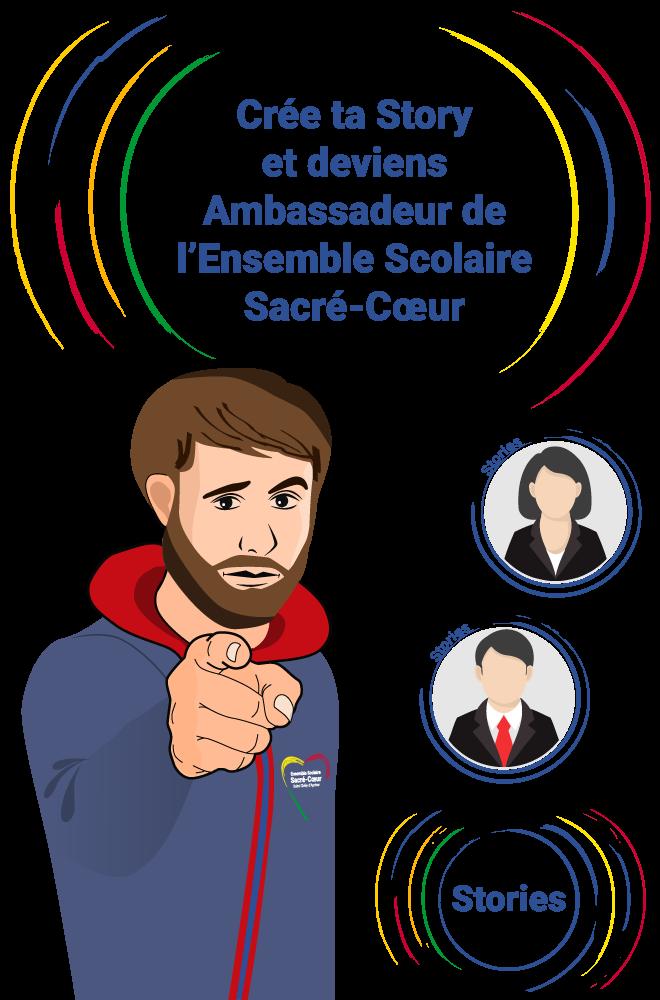 Deviens ambassadeur