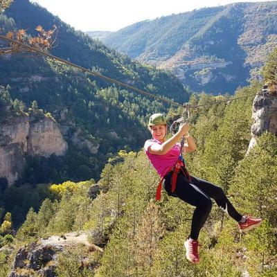 Sortie nature dans les Gorges du Tarn pour les lycéens-4