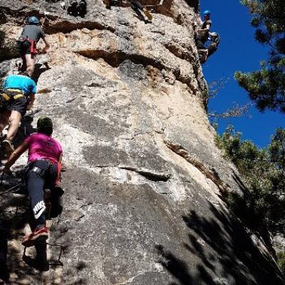 Sortie nature dans les Gorges du Tarn pour les lycéens-2
