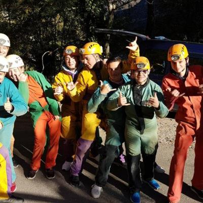 Sortie nature dans les Gorges du Tarn pour les lycéens