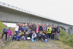 Groupe colagne sortie ponts 5eme juin 2017