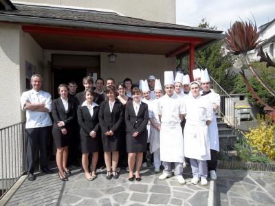 Jeunes cuisiniers sacre coeur