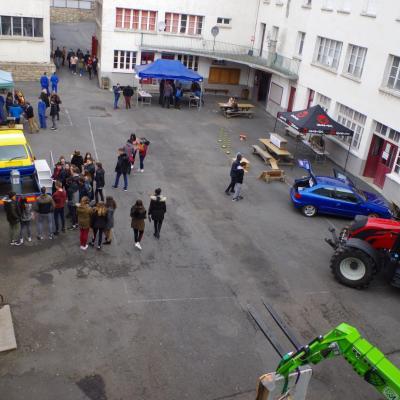 Journée des formations du secteur industriel 1ère édition et portes ouvertes