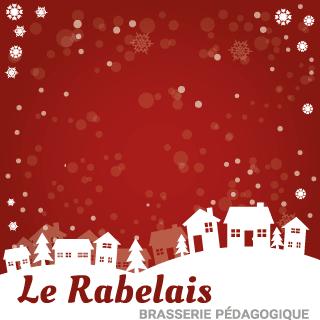 Menus de Noël Brasserie pédagogique Le Rabelais