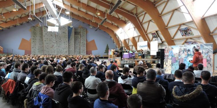 Mission salésienne à l'Ensemble scolaire Sacré-Cœur de Saint-Chély d'Apcher
