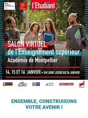 Salon virtuel Académie de Montpellier 2021