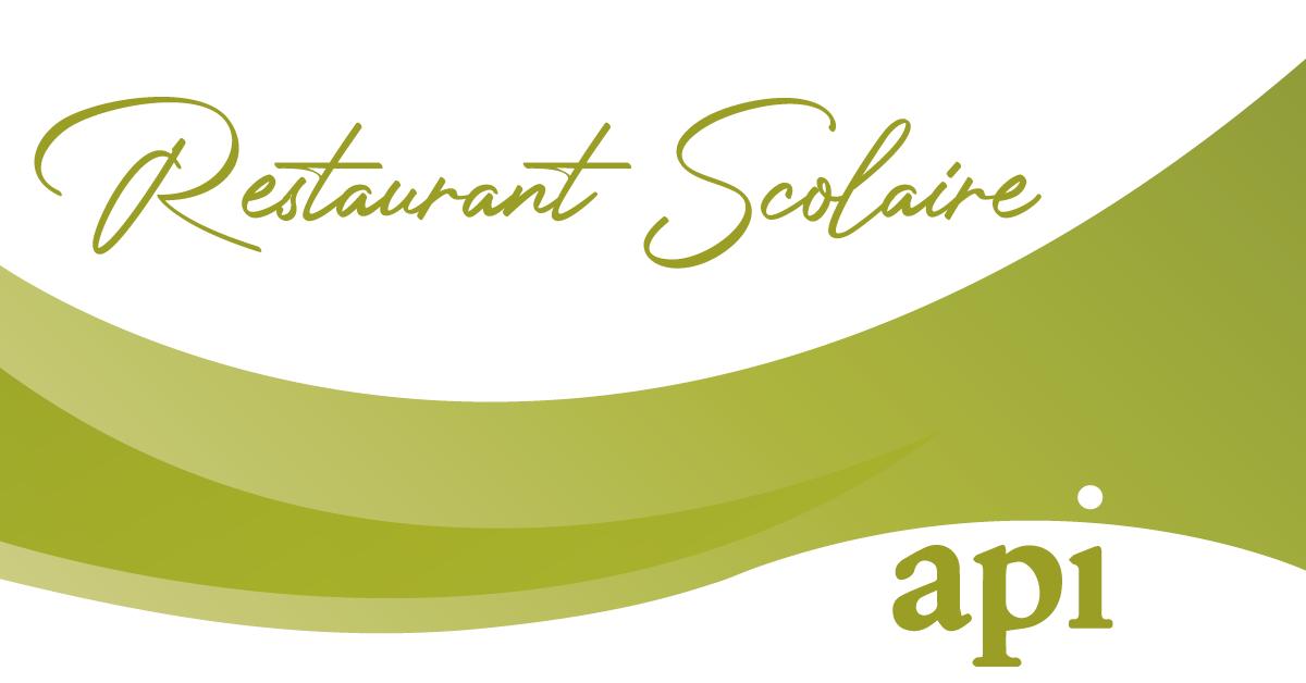 Og restaurant scolaire api