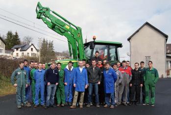 Partenariat ets tranchard chanac mcanique agricole mars 2014