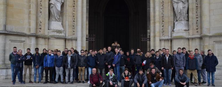Parvis Cathédrale d'Orléans