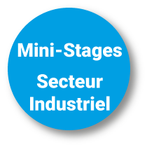 Mini-Stages aux formations du Secteur Industriel