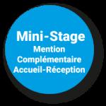 Pastille mini stages mc accueil reception