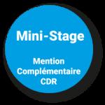 Pastille mini stages mc cdr