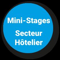Mini-Stages aux formations du secteur Hôtelier