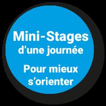 Mini stages pour mieux s'orienter