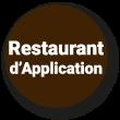 Pastille restaurant d application