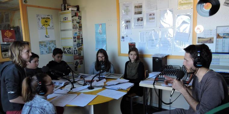 Projet littéraire et artistique cycle 3 réseau haute-Lozère sur le loup et la bête du Gévaudan