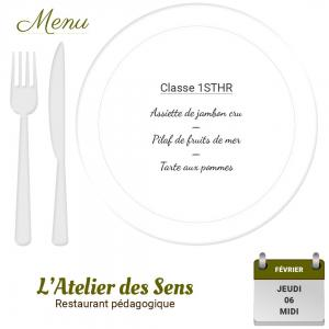 Restaurant l atelier des sens 06 02 20 midi