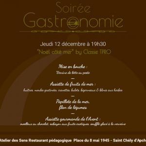 Restaurant l atelier des sens 12 12 19 gastro