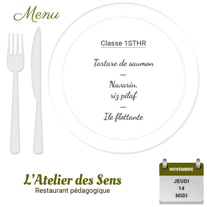 Restaurant l atelier des sens 14 11 19 midi 2