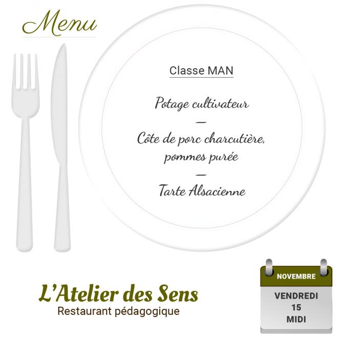 Restaurant l atelier des sens 15 11 19 midi 1