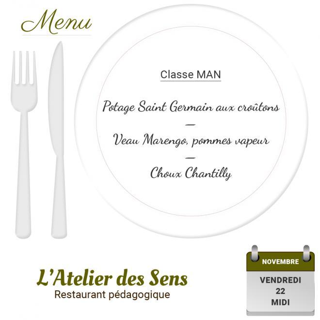 Restaurant l atelier des sens 22 11 19 midi 1