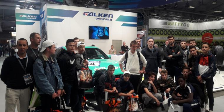 Salon equipauto paris carrossiers 2017