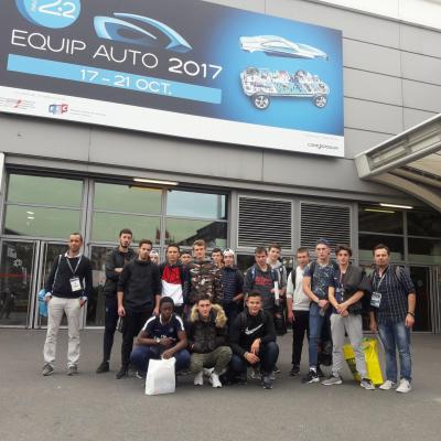 Salon equipauto paris carrossiers 2017 1