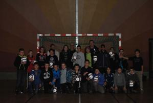 Section foot college decembre 2013