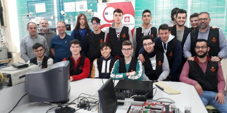 La section SN du lycée du Sacré Cœur s'ouvre à l'international