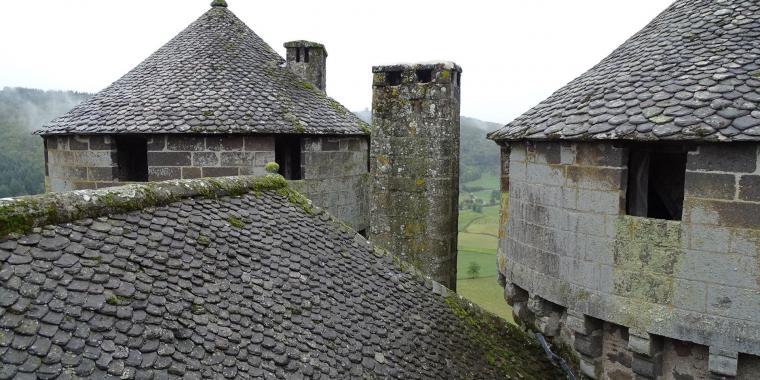 Les étudiants de BTS SCBH partent à la découverte des techniques de construction médiévales